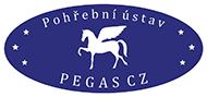 Logo Pohřeb Pegas